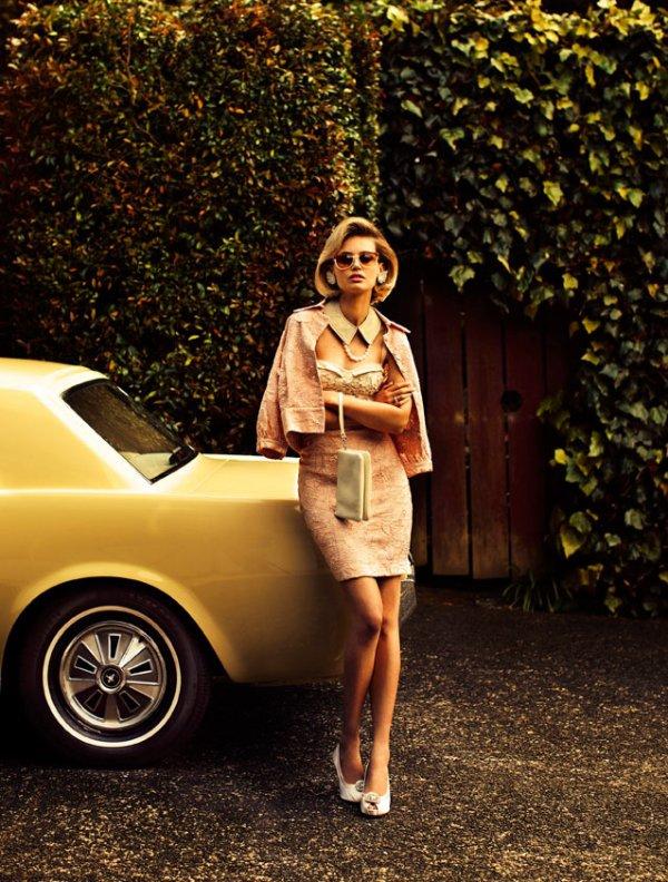 color,photograph,yellow,car,human positions,