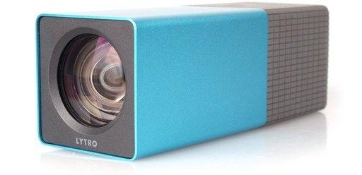 Light Field Camera, 8GB, Electric Blue