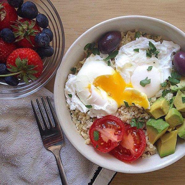 dish, food, meal, breakfast, salad,