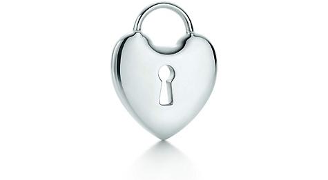 Tiffany locks heart lock pendant 7 tiffany necklaces to wear tiffany locks heart lock pendant aloadofball Choice Image