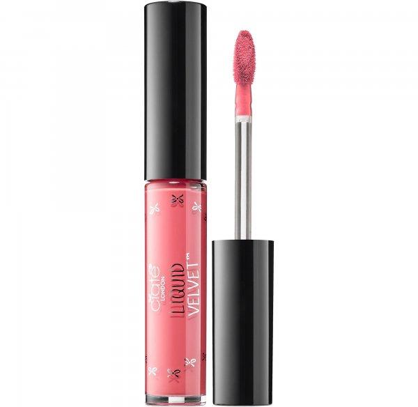 Ciaté London Liquid Velvet - Moisturizing Lipstick in Kiss Me Quick