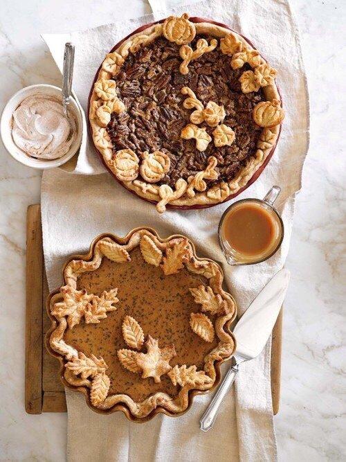 food, dish, dessert, baked goods, produce,