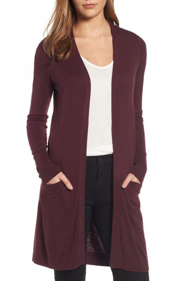 clothing, purple, cardigan, outerwear, sleeve,