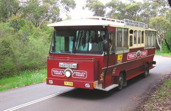 Blue Mountains Trolley Tours