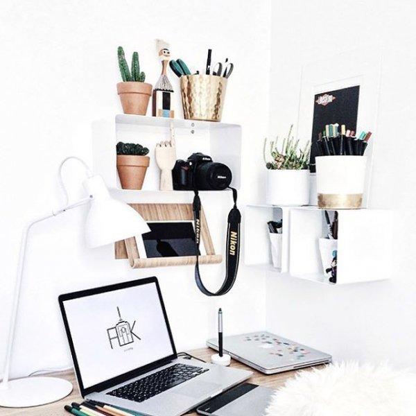 furniture, shelf, room, desk, shelving,