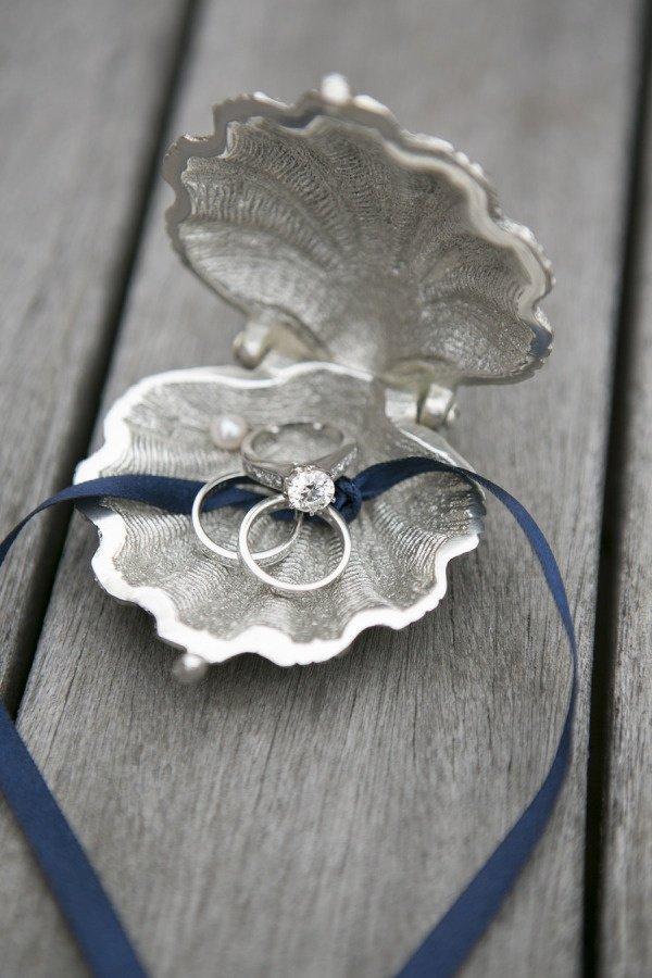 Beach Themed Ring Holder