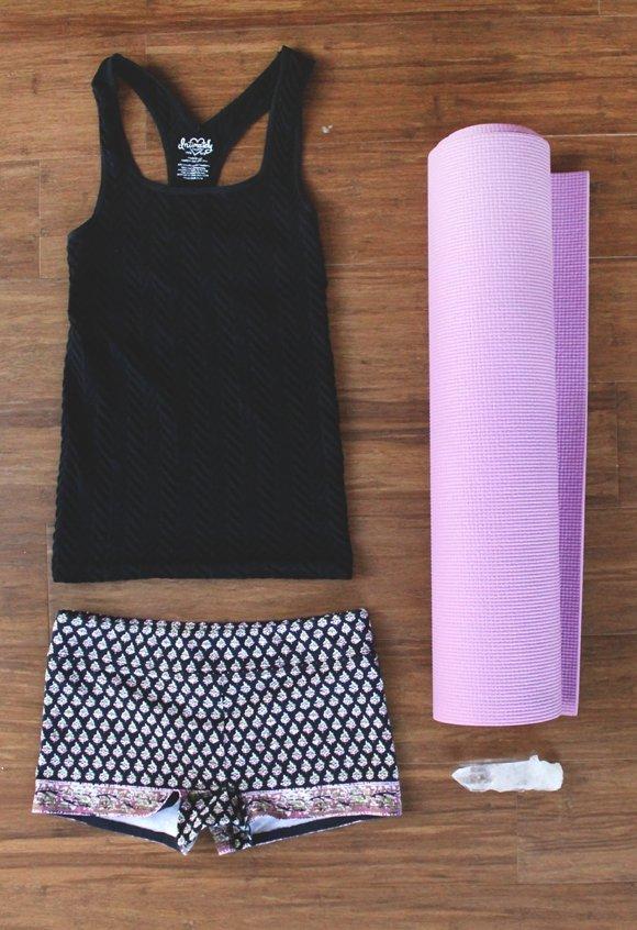 Your Yoga Mat