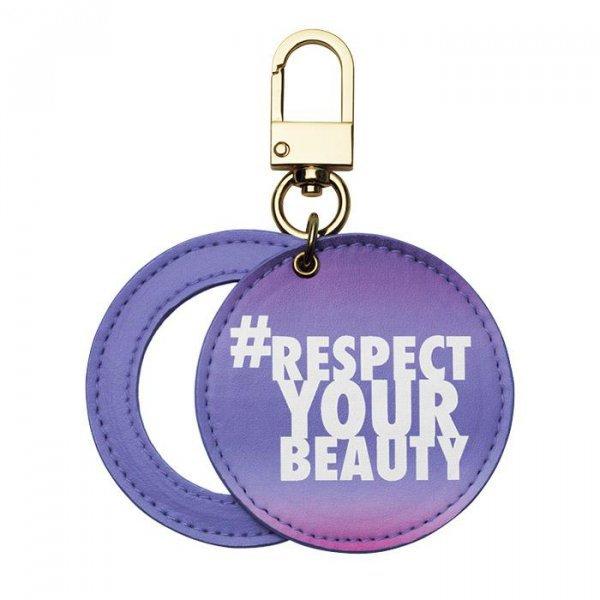 purple, keychain, fashion accessory, product, font,