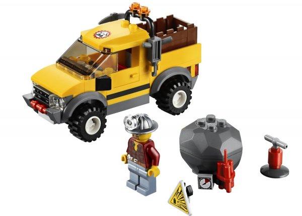 City Mining 4x4