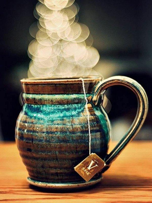 Endless Cups of Coffee/Tea