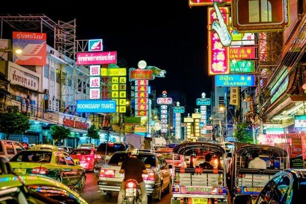 Make a Stopover in Bangkok