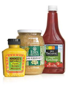 Pricey Condiments