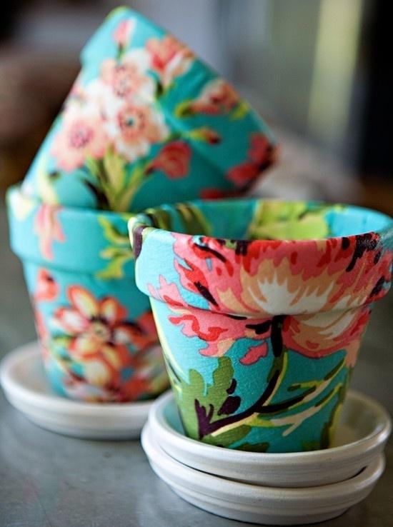 Clay Flower Pots