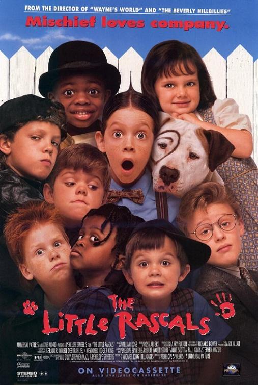 The Little Rascals ...