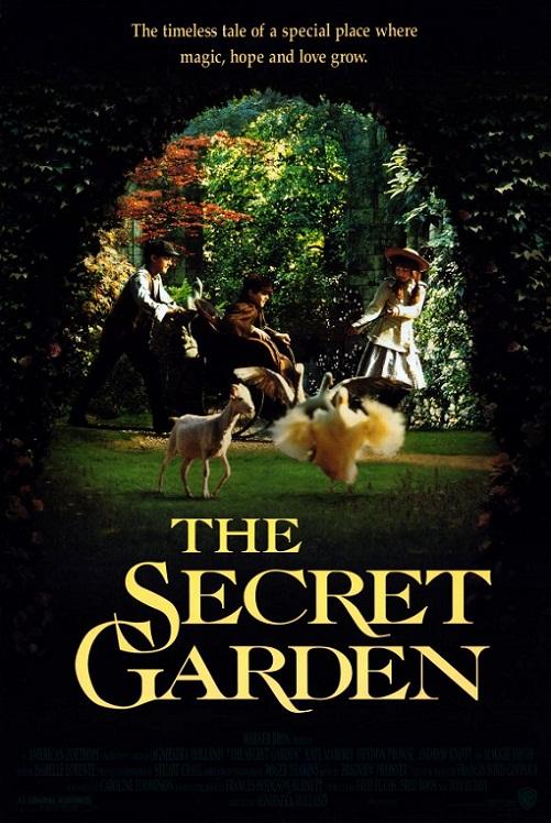 The Sercret Garden...