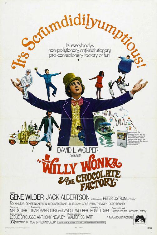 Willy Wonka & Chocolate Factory...