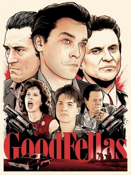 Goodfellas...
