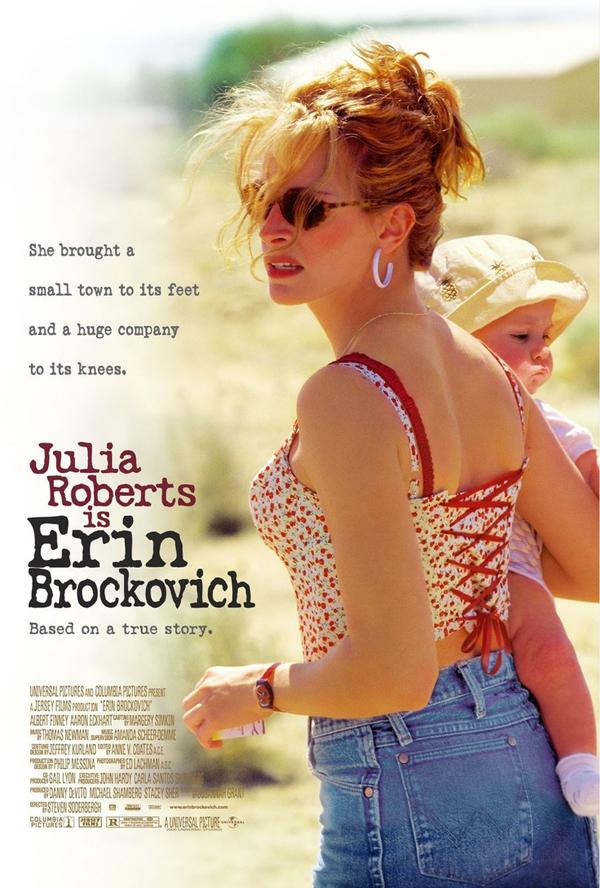 Erin Brockovich...