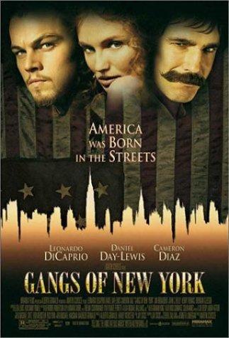 Gangs of New York...