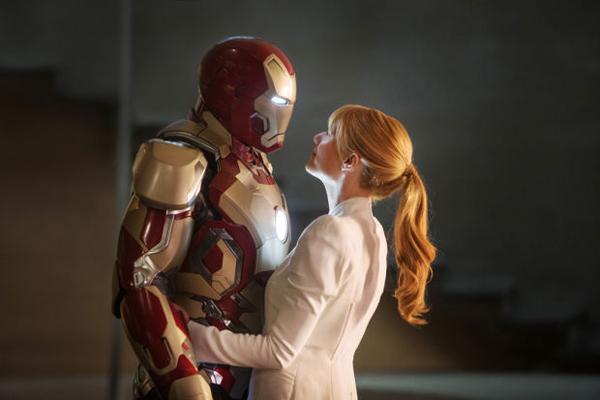 Iron Man Trilogy