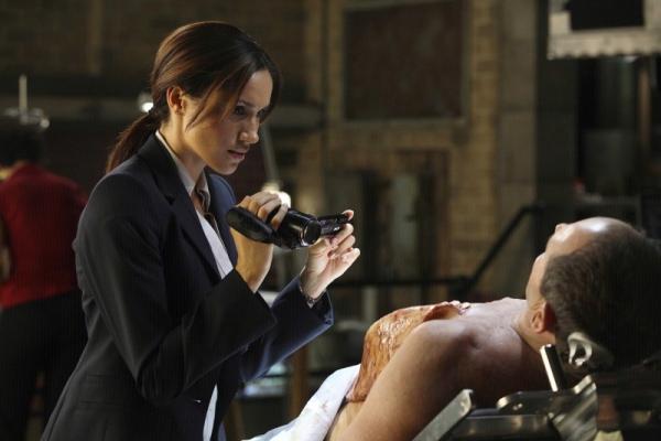 Agent Amy Jessup