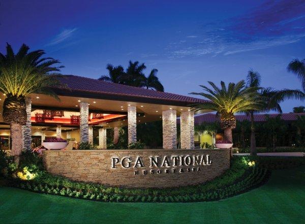 PGA National Resort and Spa Palm Beach Gardens, Florida