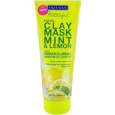 Freeman Beauty Feeling Beautiful Mint & Lemon Facial Clay Mask