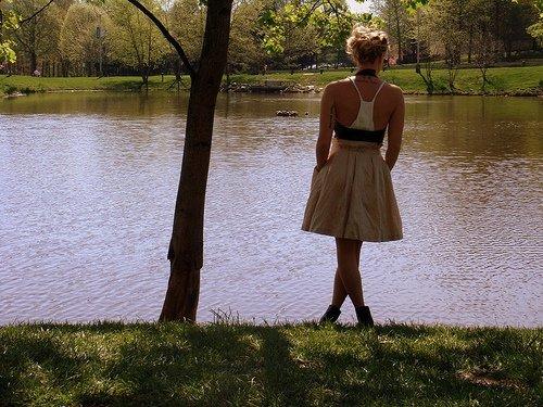 A Waisted Skirt