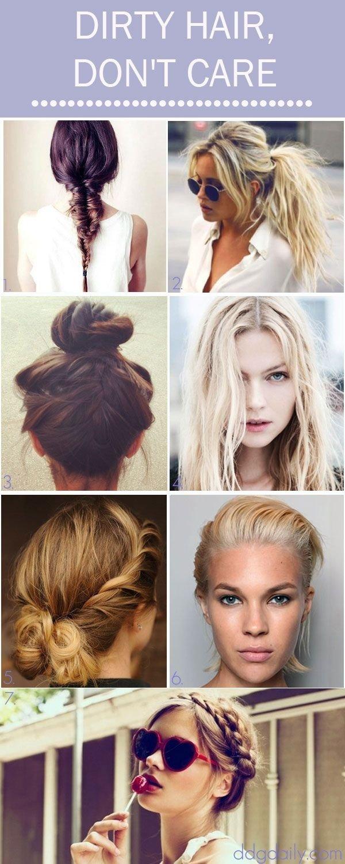 2nd Day Hair Ideas