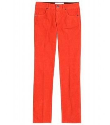 Stella McCartney 7/8 Corduroy Pants