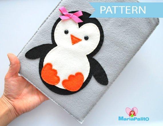 Penguin Ipad Cover
