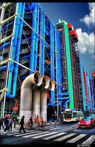 Centre Georges Pompidou,metropolitan area,metropolis,landmark,amusement park,