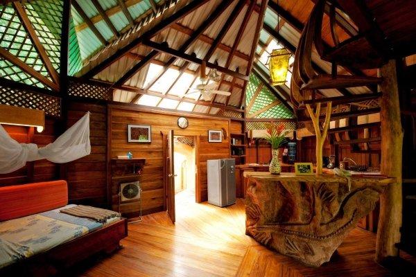 Hotel costa verde republic of costa rica 7 offbeat hotels for Design eco casa verde