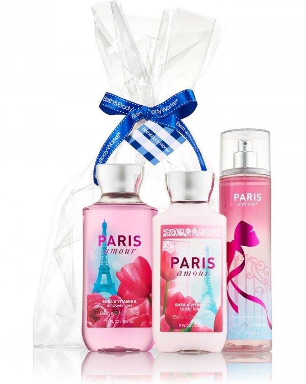 Paris Amour Daily Trio