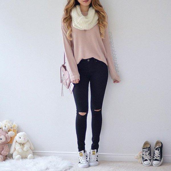 clothing, sneakers, jeans, footwear, leather,