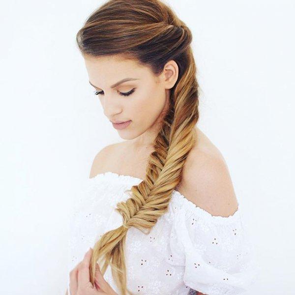 clothing, hair, hairstyle, woman, bangs,