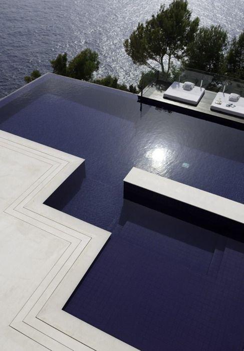Geometric Pool, Ibiza