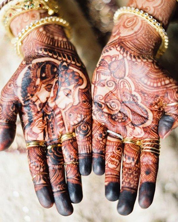 henna, mehndi, tattoo, art, pattern,