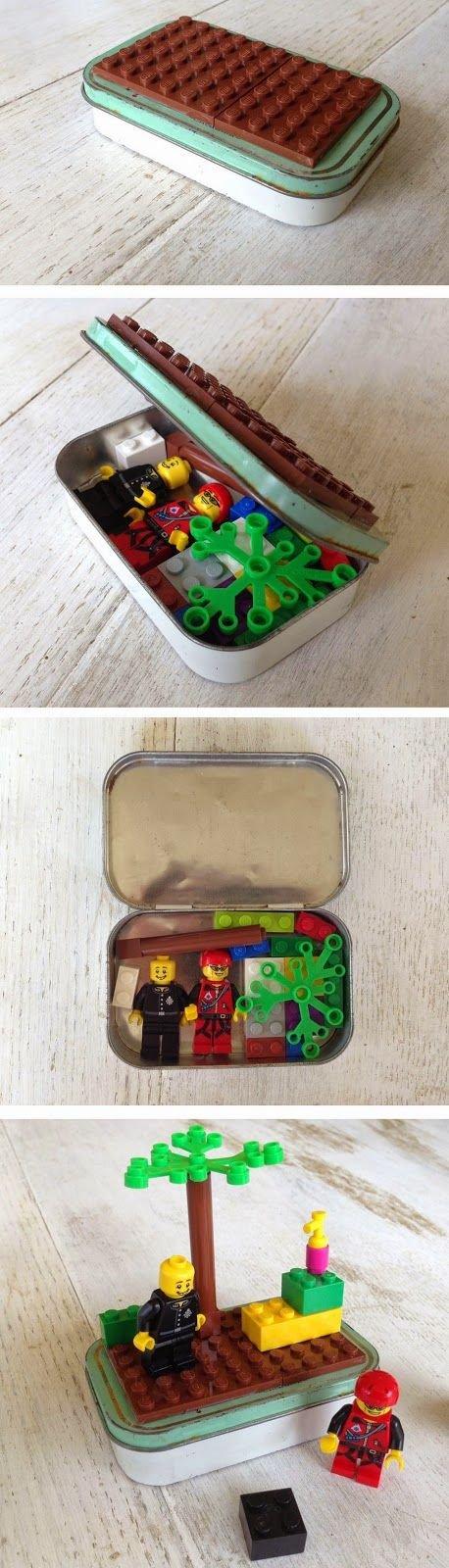 LEGO on the Go