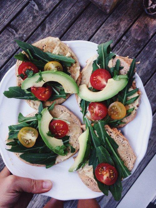 food, dish, salad, produce, plant,