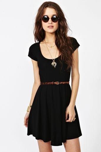 dress,black,clothing,day dress,little black dress,