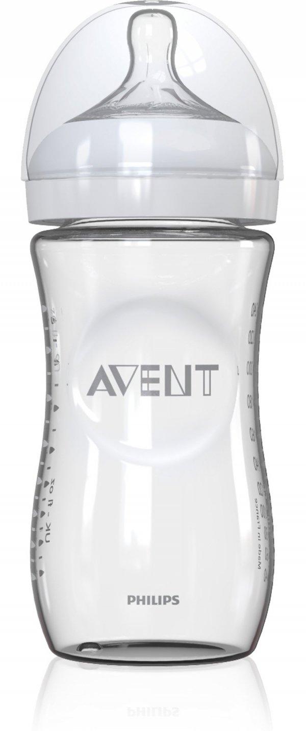 Natural Glass Bottle