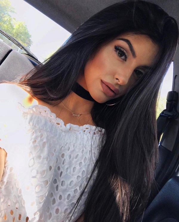 human hair color, beauty, girl, black hair, long hair,
