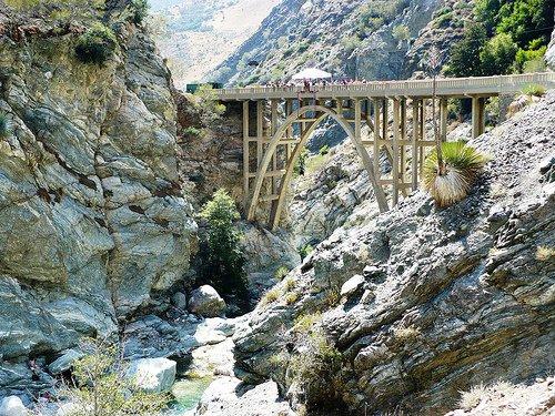 Bridge to Nowhere by Bungee America in El Segundo, California
