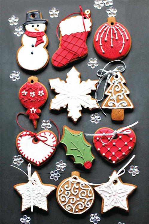 red,dessert,food,christmas,christmas decoration,