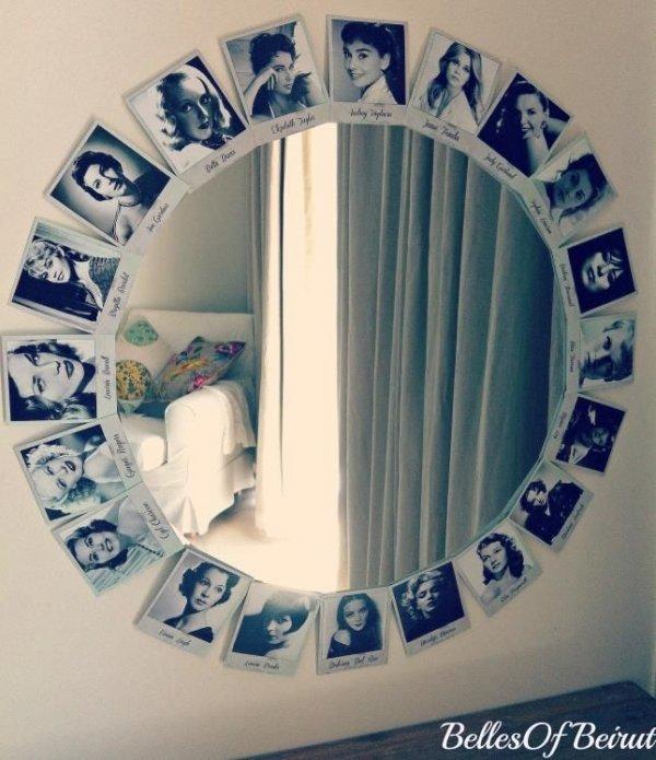 Old Hollywood Vanity Mirror