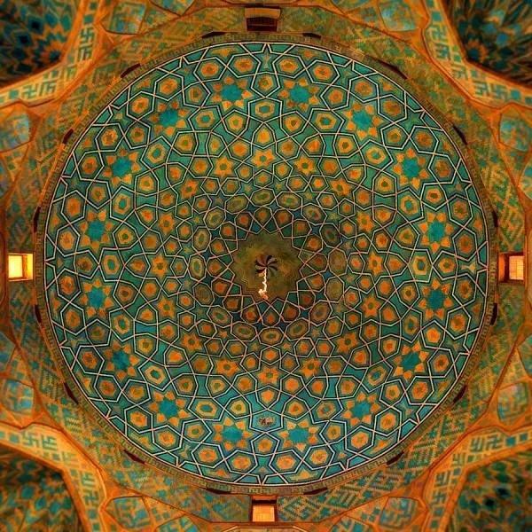 Jameh Mosque Yazd, Iran
