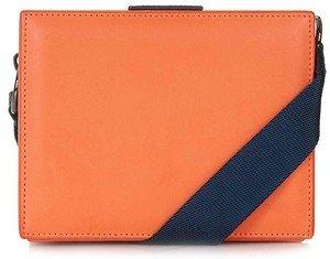 Orange Mini Suitcase