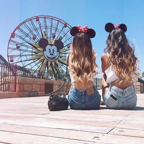 Anaheim, Disney's California Adventure, California, Disneyland, wheel,
