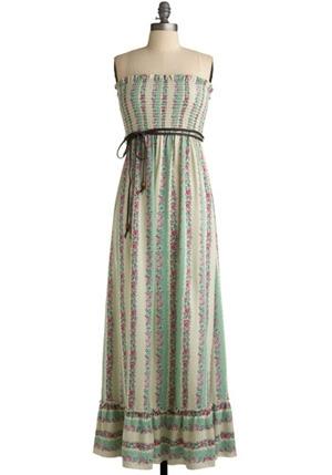 Saturday Market Dress